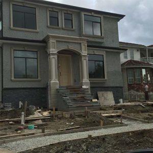 Foresight Homes exterior design 外