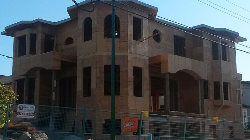 Foresight Homes exterior design build 定制住宅
