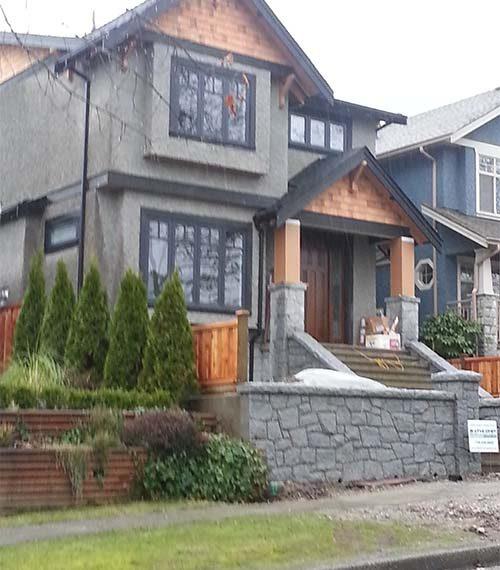 Foresight Homes exterior design