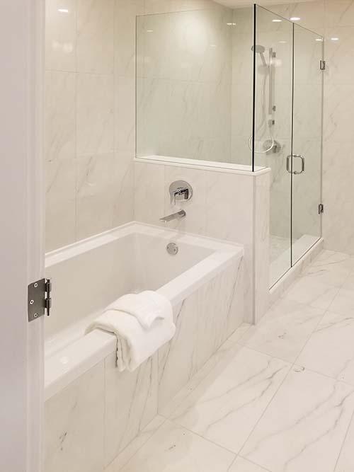 Foresight Homes premium bathroom design