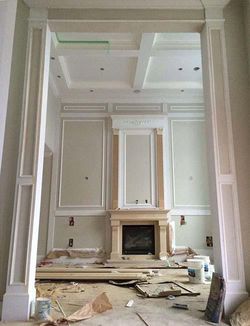Foresight Homes interior design build 定制住宅